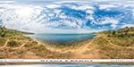 отдых в Крыму: нудисткий пляж в Учкуевке