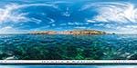 отдых в Крыму: Голубая бухта
