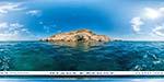 отдых в Крыму: пляж полигона в Казачьей бухте