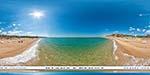 отдых в Крыму: пляж ТОК Мокроусова
