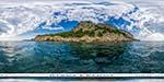 отдых в Крыму: пляж Дальний Инжир