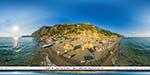 отдых в Крыму: Серебрянный пляж в Балаклаве