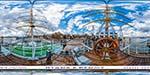 отдых в Крыму: фрегат «Херсонес»