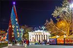 отдых в Крыму: Новогодний Севастополь!