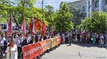 отдых в Крыму: Бессмертный полк на Параде Победы в Севастополе 9 мая 2016 года