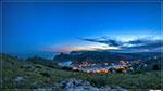 отдых в Крыму: закат в Балаклаве