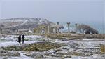 отдых в Крыму: Заснеженный Херсонес на Крещение!