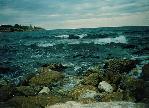 отдых в Крыму: Херсонес.Шторм