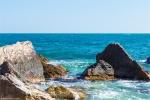 отдых в Крыму: Батилиман. Весенние краски моря.