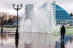 отдых в Крыму: небольшой шторм