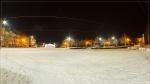 отдых в Крыму: Графская пристань в снегу