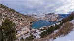 отдых в Крыму: Балаклава в снегу