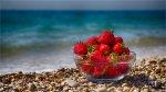 отдых в Крыму: Клубника и море