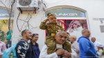 отдых в Крыму: 9 мая, 2015 года в Севастополе