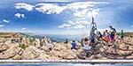 отдых в Крыму: вершина горы Ай-Петри