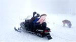 отдых в Крыму: Развлечения на Ай-Петри зимой