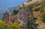 отдых в Крыму: Осень на Ай-Петри