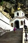 отдых в Крыму: Скальный монастырь