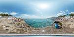 отдых в Крыму: Массандровский пляж в Ялте