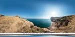 отдых в Крыму: Балаклава: над пляжем Васили