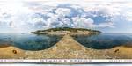 отдых в Крыму: пляж в Понизовке