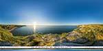 отдых в Крыму: Генеральские пляжи, восточный Крым, Азовское море