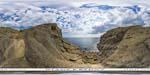 отдых в Крыму: пляж Шайтан