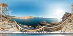 отдых в Крыму: створный знак у мыса Курон в Балаклаве