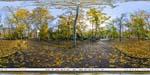 отдых в Крыму: осенний детский парк в Севастополе (он же Комсомольский)