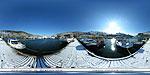 отдых в Крыму: Балаклава: стоянка яхт зимой