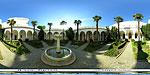 отдых в Крыму: Ливадийский дворец: у фонтана